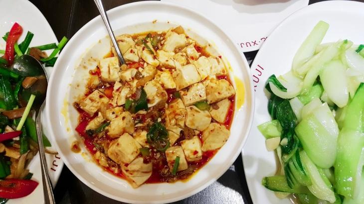 Chinesisches Restaurant Mapo Dofou