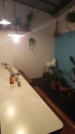 Le Botaniste - Interieur