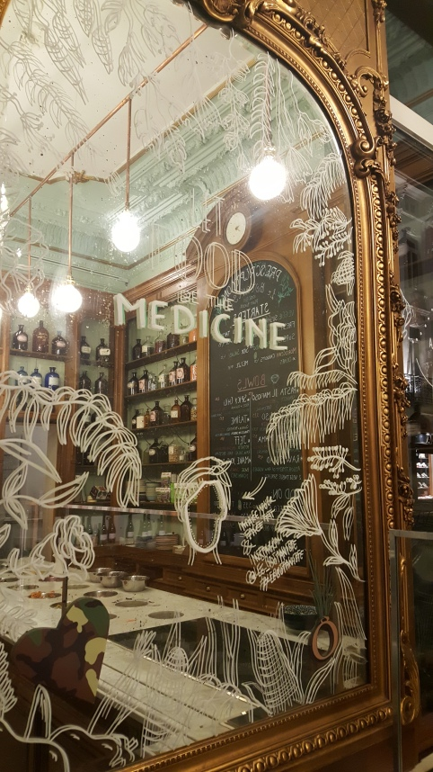 Le Botaniste - Let food be the medicine