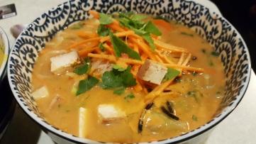Le Botaniste - Miso soup