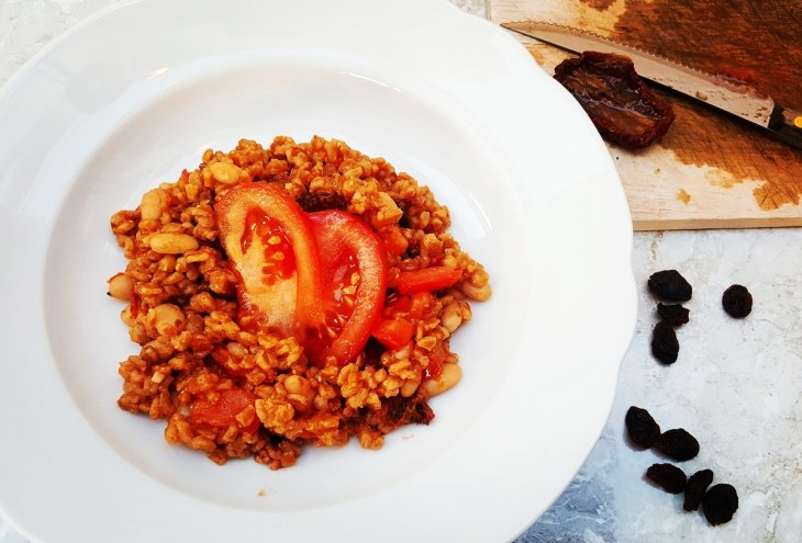 Spelt risotto 2